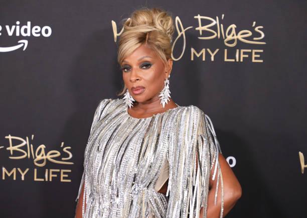 """NY: """"Mary J Blige's My Life"""" New York Premiere"""