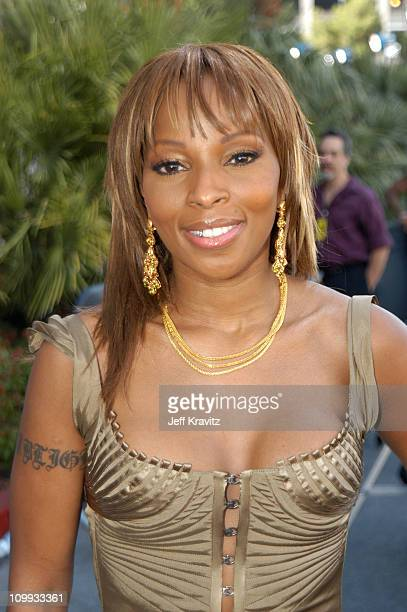 Mary J. Blige during VH1 Divas Duets: A Concert to Benefit the VH1 Save the Music Foundation - Arrivals at MGM Grand in Las Vegas, CA, United States.