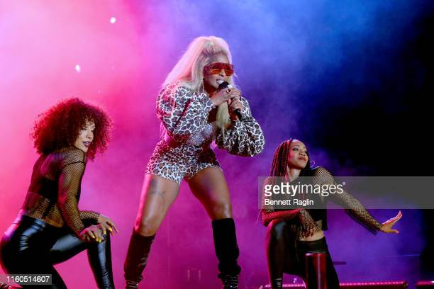 Mary J Blige performs onstage during the 2019 ESSENCE Festival Presented By CocaCola at Louisiana Superdome on July 06 2019 in New Orleans Louisiana