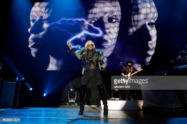 Mary Jane Blige 'King and Queen Of Hearts'Tour Palladium Köln
