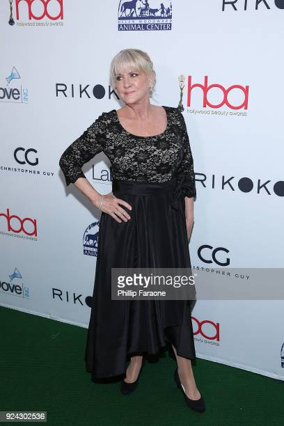 Mary Jo Buttafuoco attends the 4th Hollywood Beauty Awards at Avalon Hollywood on February 25 2018 in Los Angeles California