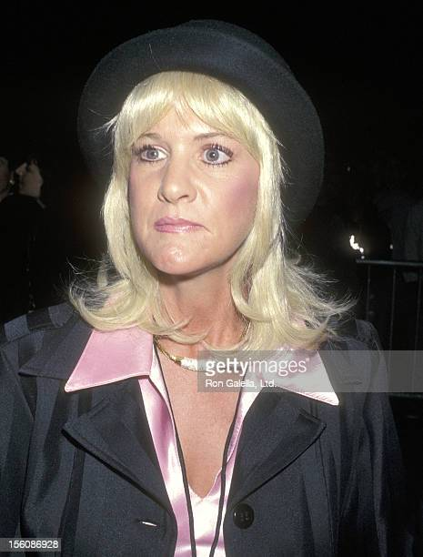 Mary Jo Buttafuoco attends the 'Private Parts' New York City Premiere on February 27 1997 at Madison Square Garden in New York City