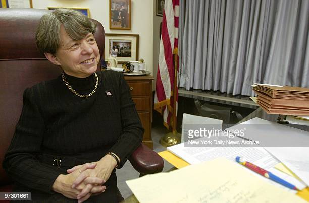 Mary Jo White US attorney for the Southern District of New York in her lower Manhattan office White who is stepping down shortly has gained a...