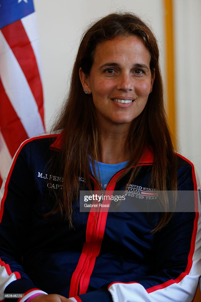 Argentina v USA - Fed Cup 2015 Draw