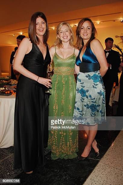 Mary Kate McCormack Margaret Dumas and Kathryn Dietrich attend Birmingham Museum of Art 2007 Ball at Birmingham Museum of Art on May 5 2007 in...