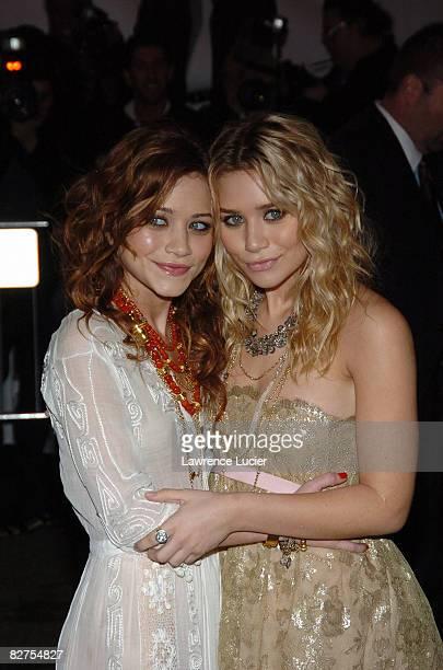Mary Kate Olsen and Ashley Olsen