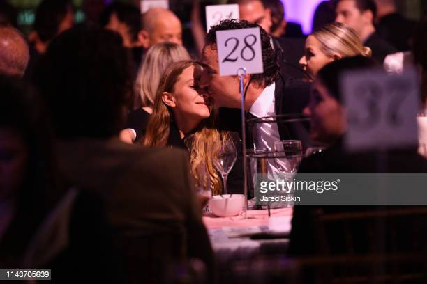Mary Kate Olsen and Olivier Sarkozy attend YAGP's 20th Anniversary Gala 'Stars Of Today Meets The Stars Of Tomorrow at David Koch Theatre at Lincoln...