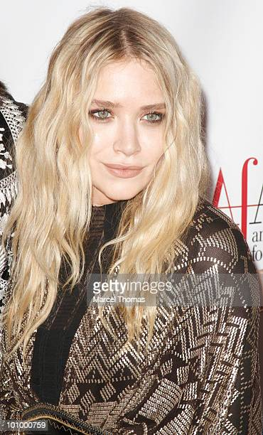 Mary Kate Olsen attends the 32nd Annual American Image Awards at the Grand Hyatt Hotel on May 26 2010 in New York City