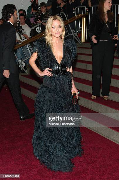 Mary Kate Olsen during 'Poiret King of Fashion' Costume Institute Gala at The Metropolitan Museum of Art Arrivals at Metropolitan Museum of Art in...