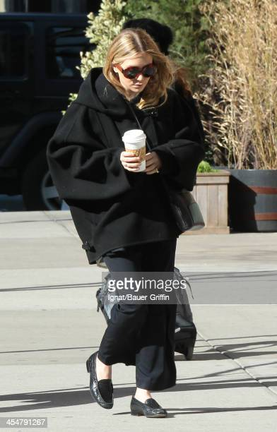 Mary Kate Olsen is seen on April 04 2013 in New York City
