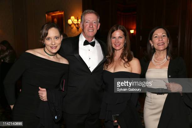 Mary Kate Spach Jon Berndsen Melanie Millner and Nancy O'Connor attend 38th Annual Arthur Ross Awards at The University Club on May 6 2019 in New...