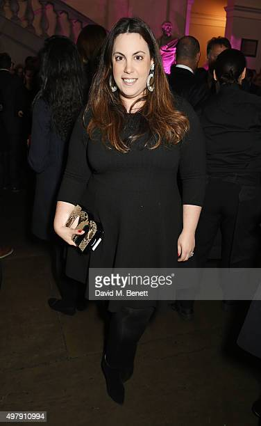 Mary Katrantzou attends the 'Photograph 51' charity performance after party at the Great Hall On The Strand on November 19 2015 in London England The...
