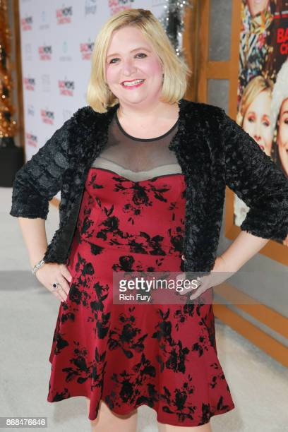 Mary Kennedy attends the premiere of STX Entertainment's 'A Bad Moms Christmas' on October 30 2017 in Los Angeles California