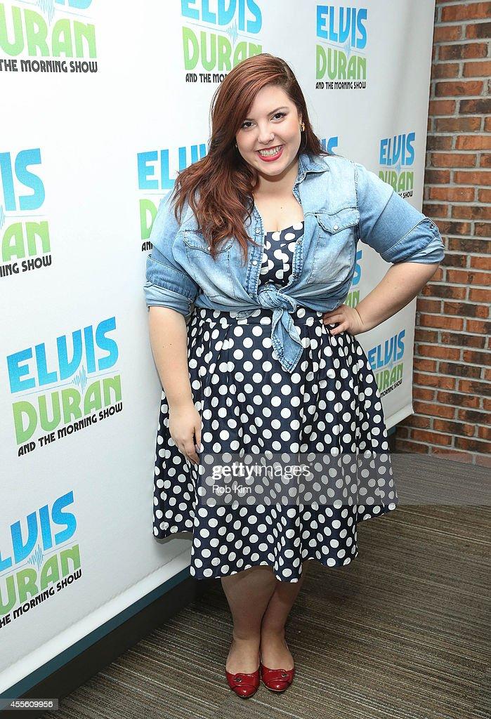 "Mary Lambert Visits ""The Elvis Duran Z100 Morning Show"""