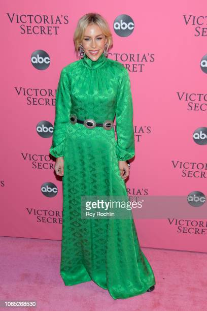 Mary Lawless Lee attends the 2018 Victoria's Secret Fashion Show at Pier 94 on November 08 2018 in New York City