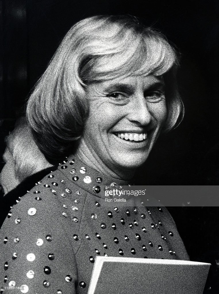 Mary Lindsay during United Jewish Appeal - June 11, 1967 at Madison Square Garden in New York City, New York, United States.