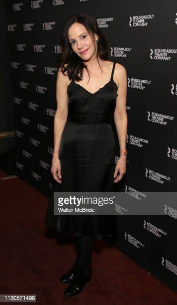 Mary Louise Parker attends the Broadway Opening Night of Kiss Me Kate at Studio 54 on March 14 2019 in New York City