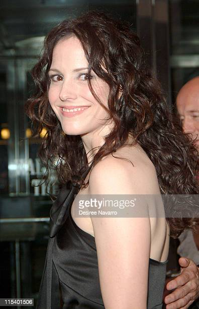 Mary Louise Parker during 5th Annual Young Friends of Film Honors Campbell Scott and Premiere of The Dying Gaul at Walter Reade Theater in New York...