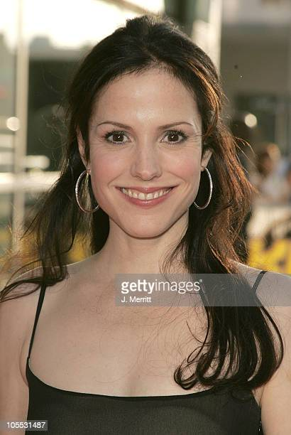 Mary Louise Parker during The 40YearOld Virgin Los Angeles Premiere Arrivals at ArcLight Theatre in Los Angeles California United States