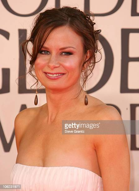 Mary Lynn Rajskub during 64th Annual Golden Globe Awards - Arrivals at Beverly Hilton in Beverly Hills, CA, United States.