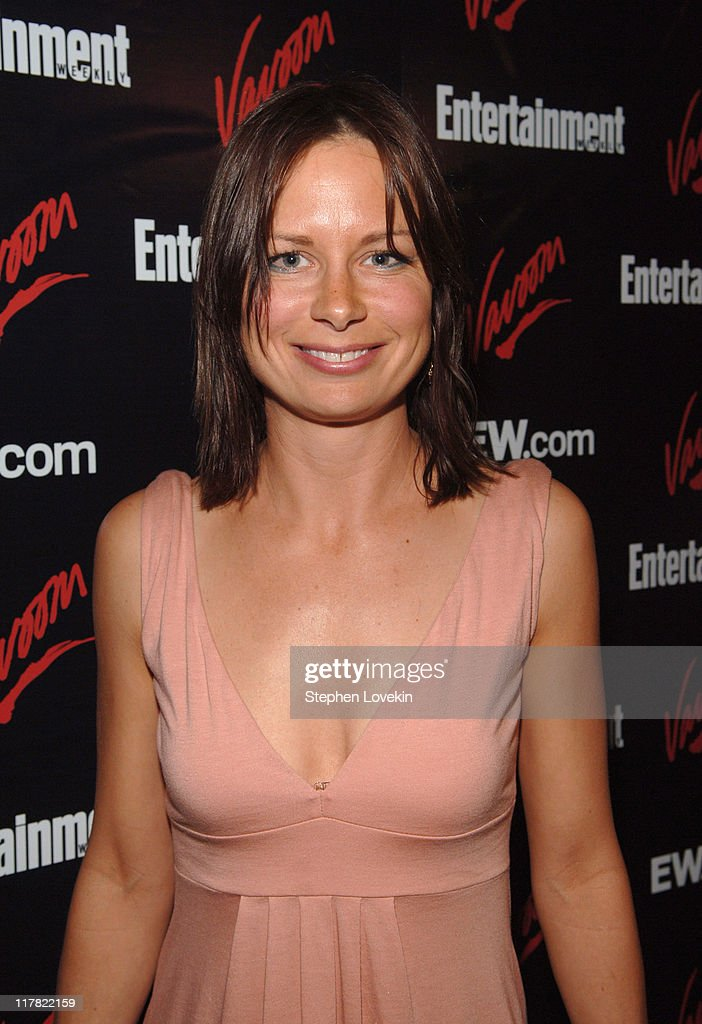 Entertainment Weekly/Vavoom 2007 Upfront Party - Red Carpet