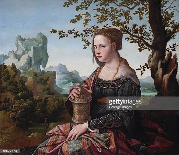 Mary Magdalene, ca 1530. Artist: Scorel, Jan, van
