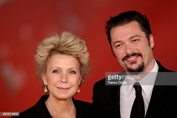 Mary Mapes and James Vanderbilt walks the red carpet for 'Truth' during the 10th Rome Film Fest at Auditorium Parco Della Musica on October 16 2015...