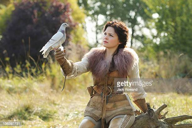 TIME 715 AM Mary Margaret and David continue to grapple with their unrequited love and Emma and Regina grow suspicious over a mysterious new stranger...