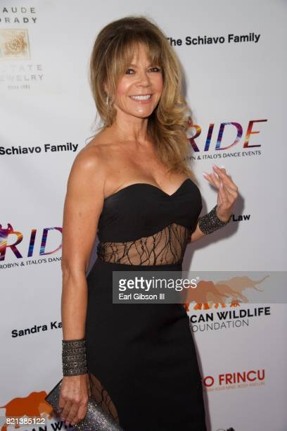Mary Margaret Humes attends the Ride Foundation Inaugural GalaDance For Africa at Boulevard3 on July 23 2017 in Hollywood California