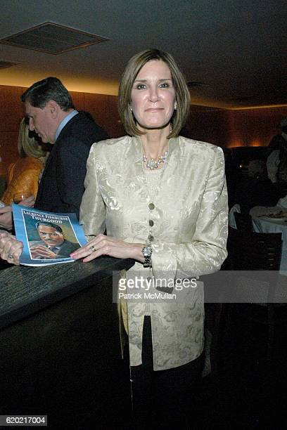 Mary Matalin attends PostShow Celebration for THURGOOD at Bryant Park Grill on April 30 2008 in New York City