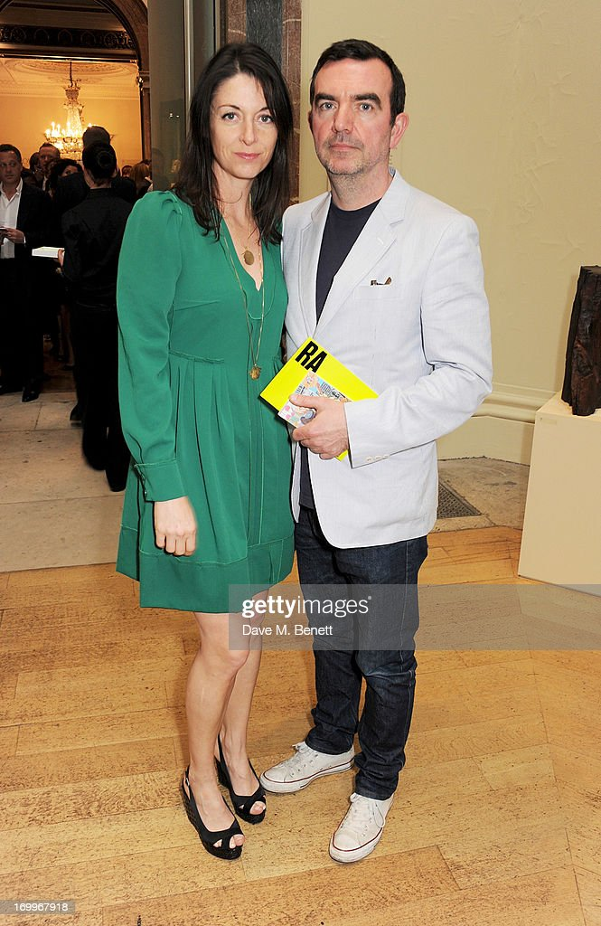 The Royal Academy Of Arts Summer Exhibition 2013 - Preview Party