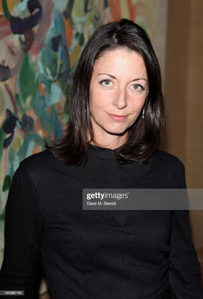 Justine Picardie, Manolo Blahnik and Penelope Tree Celebrate The Life Of Diana Vreeland - Cocktail Party