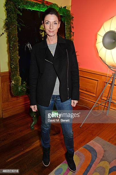 Mary McCartney attends a Special Screening of 'Into The Woods' at The Soho Hotel on December 11 2014 in London England