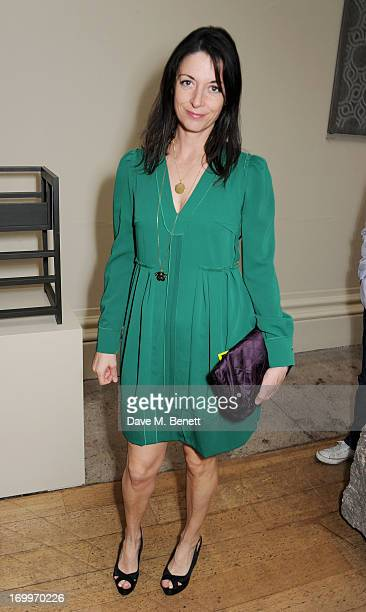 Mary McCartney attends the preview party for The Royal Academy Of Arts Summer Exhibition 2013 at Royal Academy of Arts on June 5 2013 in London...