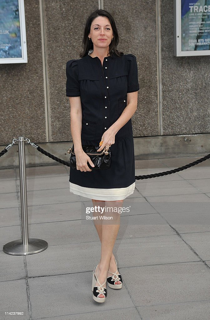 Mary McCartney attends the 'Tracey Emin: Love Is What You Want' Press View at The at The Hayward Gallery on May 16, 2011 in London, England.
