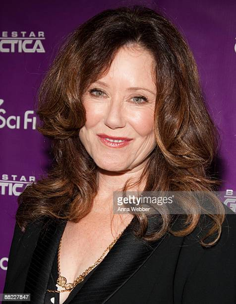 """Mary McDonnell arrives at The Envelope Screening Series' Panel Discussion of """"Battle Star Galactica"""" at Mann Chinese 6 on June 4, 2009 in Los..."""