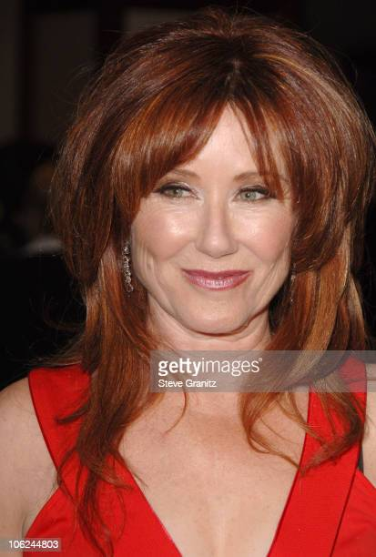 Mary McDonnell during 59th Annual Directors Guild of America Awards Arrivals at Hyatt Regency Century Plaza in Century City California United States