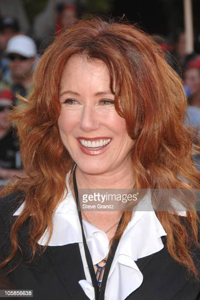 """Mary McDonnell during """"Pirates of the Caribbean: At World's End"""" World Premiere - Arrivals at Disneyland in Anaheim, California, United States."""