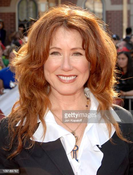 Mary McDonnell during 'Pirates of the Caribbean At World's End' World Premiere Arrivals at Disneyland in Anaheim California United States