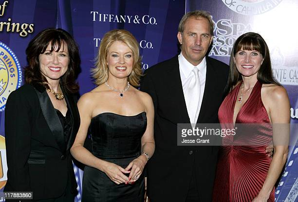 Mary McDonnell Mary Hart Kevin Costner and Mary Bono