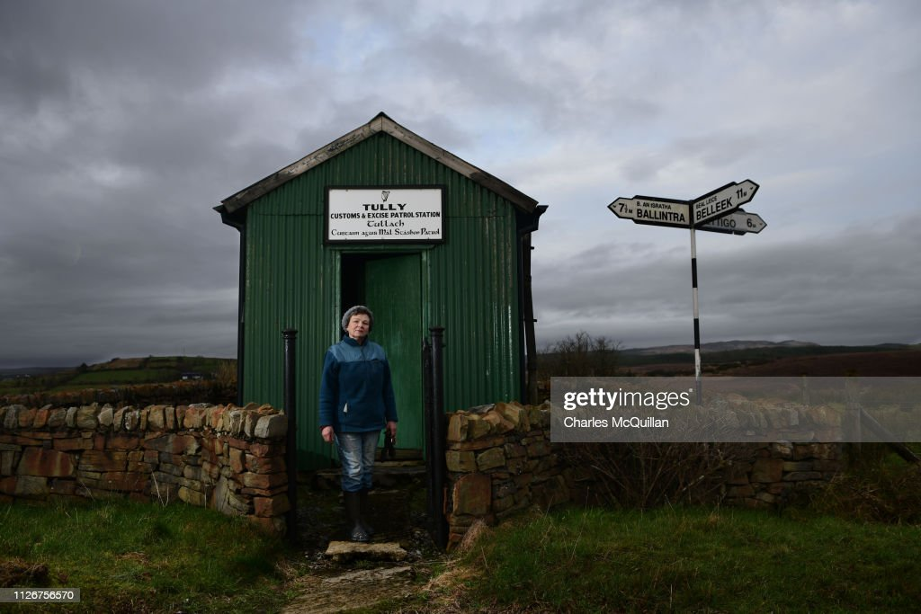 GBR: Life On The Line: Living On The Irish Border