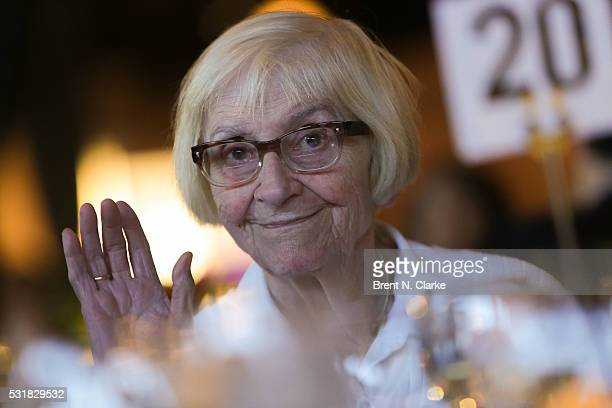 Mary Morello attends the WhyHunger Chapin Awards held at The Lighthouse at Chelsea Piers on May 16 2016 in New York City