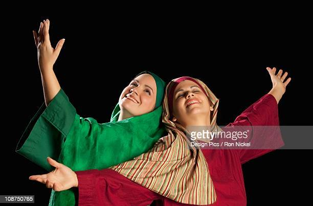 Mary, Mother Of Jesus And Mary Of Bethany
