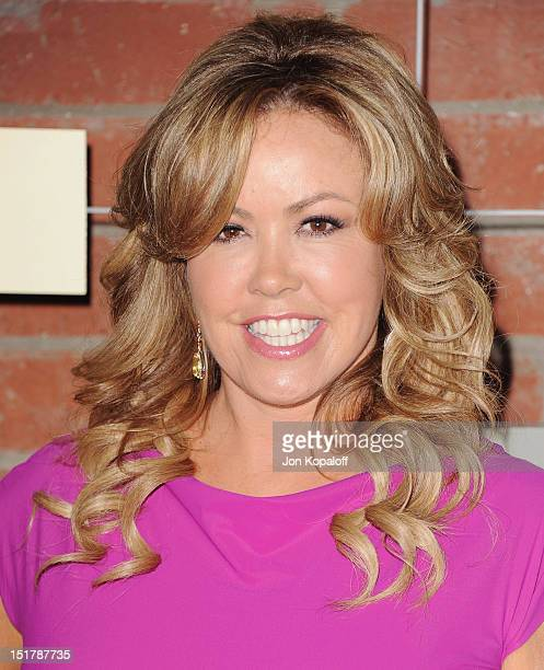 Mary Murphy arrives at the FOX Fall EcoCasino Party at The Bookbindery on September 10 2012 in Culver City California