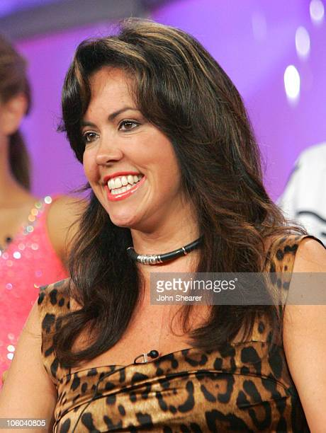 Mary Murphy of So You Think You Can Dance during Fox Summer 2006 TCA Press Tour at Ritz Carlton in Pasadena California United States