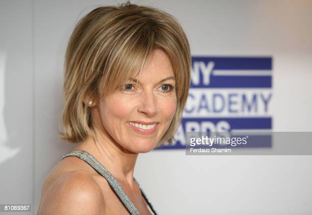 Mary Nightingale arrives at the Sony Radio Awards hel at Grosvenor House Hotel on May 12 2008 in London