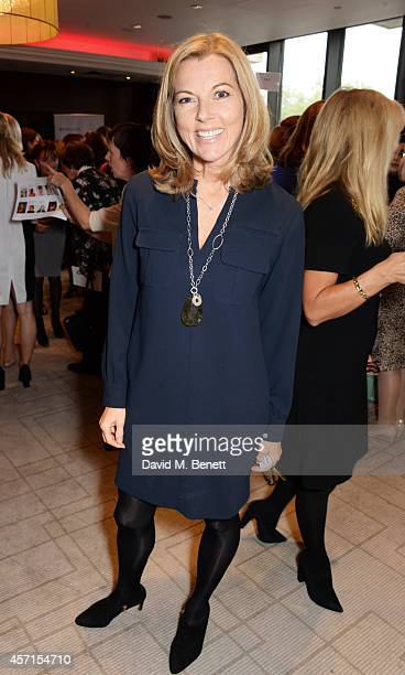 Mary Nightingale attends The 59th Women of the Year Lunch at the InterContinental Park Lane Hotel on October 13 2014 in London England