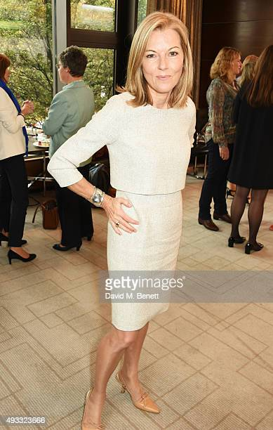 Mary Nightingale attends the Women of the Year lunch and awards at the InterContinental Park Lane Hotel on October 19 2015 in London England