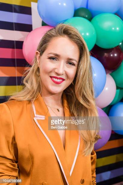 Mary Orton attends the Nordstrom and Blair Eadie launch of the Halogen x AtlanticPacific Collection at Milk Studios on October 3 2018 in New York City