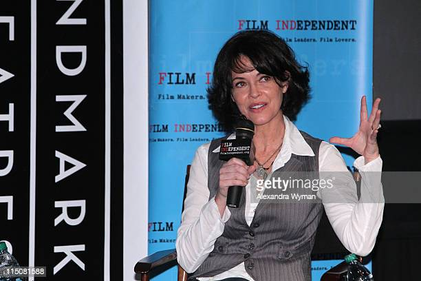Mary Page Keller at 2011 Film Independent Screening Series of Beginners held at the Landmark Theater on June 2 2011 in Los Angeles California